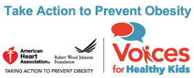 Take action to prevent obesity