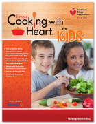 Simple Cooking with Heart for Kids Demo Kit Cover