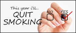 Yes! This Year I'll Quit Smoking