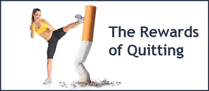 The Rewards of Quitting