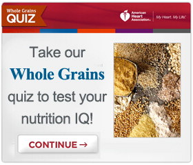 Whole Grains Quiz Image